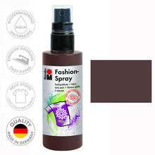 Marabu Fashion-Spray, 100ml, Kakao