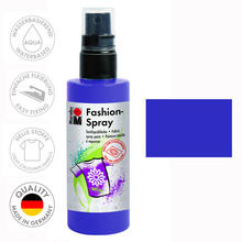 Marabu Fashion-Spray, 100ml, Pflaume