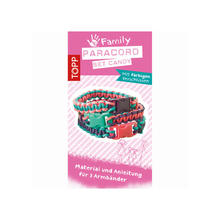 Paracord Set Candy, 2mm
