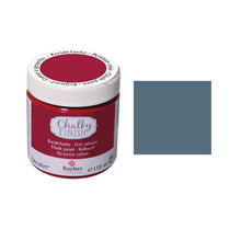 Chalky Finish, Dose 118ml, blaugrau